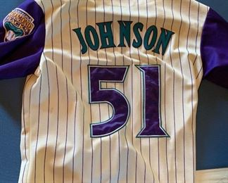 Johnson Jersey arizona
