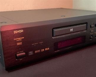 Denon DVD-2900 Super Audio SACD & DVD Player
