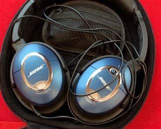 Bose Quite Comfort 15 Noise Cancelling Headphones