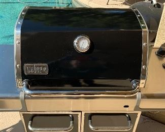Weber Genesis Propane Grill48x55x25inHxWxD