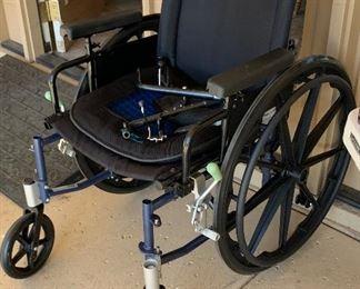 Keen Freelander 2.0 Deluxe Wheelchair