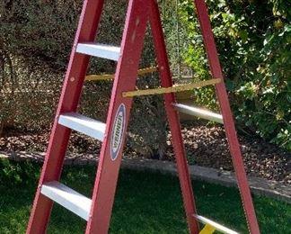 Werner 6ft FS206 Ladder