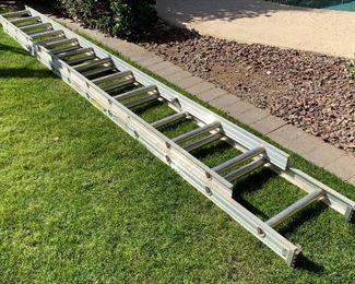 Keller Extension ladder