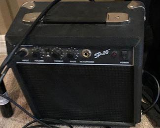 Fender SP-10 Amp