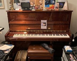 Perzina Italian Hand Made Piano