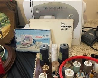 Bernina sewing machine sewing notions