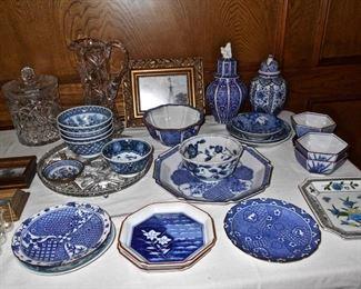 Blue & White Ware