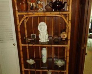 PLL #1 Bamboo 4 tiered Shelf @ $125