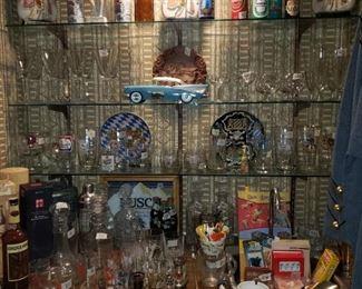 Vintage Bar Items
