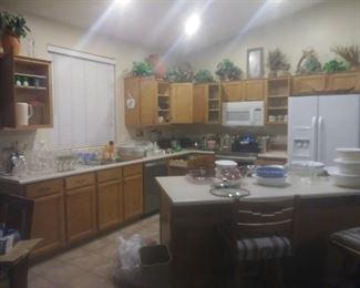 Full kitchen !