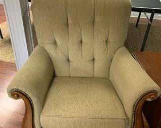 Old fashion chair