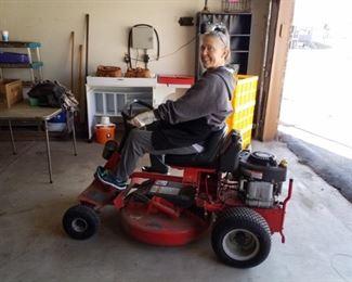 Snapper mower
