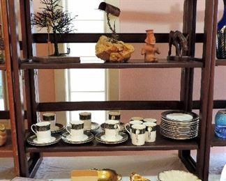 DECOR AND CHINA DESSERT SET