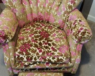 over 100 year old chair