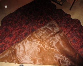 Carriage throw/ blanket