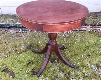 13. Round Occasional Table