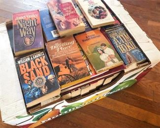15. Romance and Mystery Books