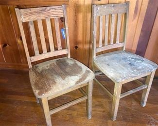 32. Pair of Side Chairs