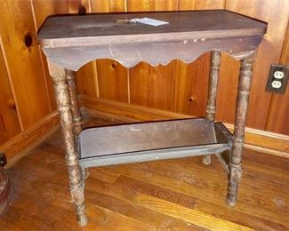60. Console Table with Storage
