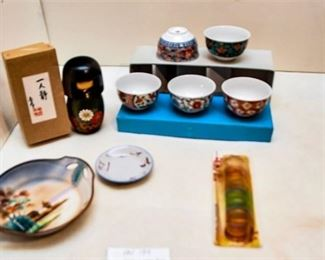 106. Japanese Cups and More