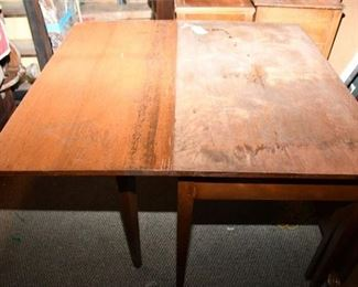 149. Fold Top Table