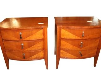 Matching Ethan Allen Night Stands