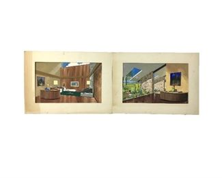 Architect Illustrations