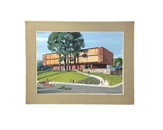 Architect Illustration