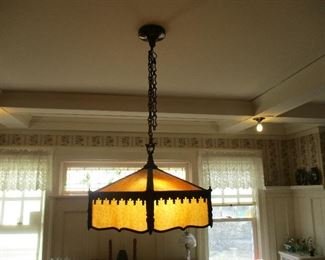 Original Art and Crafts Chandelier