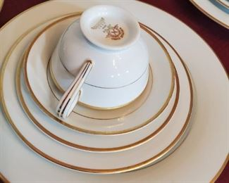 Fancy china dish set , Noritake