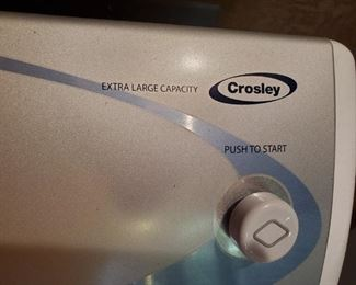 Crosley dryer