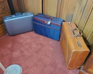 Older luggage