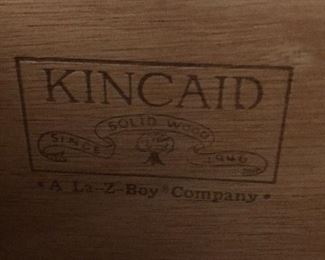 Kincaid Solid Wood Bedroom Furniture