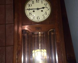 nice old clock