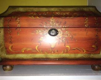 nice vintage box