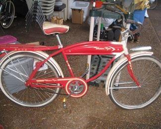 50's Western Flyer bike