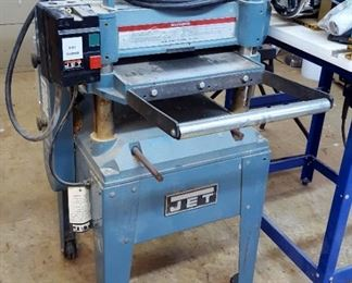 Jet Wood Planer Single Phase 230V