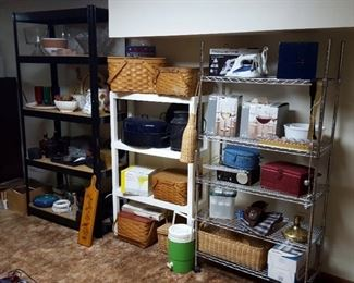 Shelves are for sale