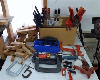 Craftsman, Pittsburgh, Jorgensen, Leichtung clamps