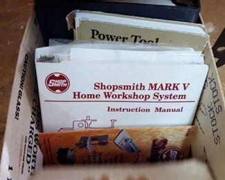 Shopsmith Mark V with many attachments - more details to follow