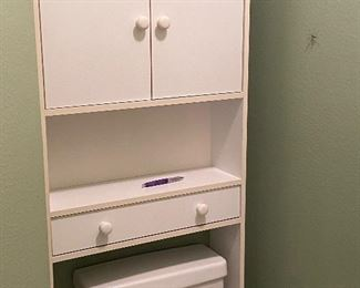 Cabinets for restroom