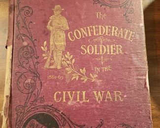 The Confederate Soldier