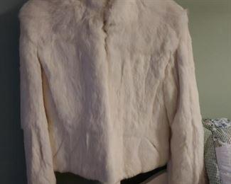 Authentic Rabbit Coat- Adult 6/10