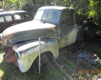Circa 1950 Pickup