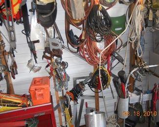 Tools, Welding equipment