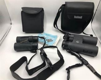 Nikon Monarch Binoculars and Bushnell Birding Series Binocular https://ctbids.com/#!/description/share/331516