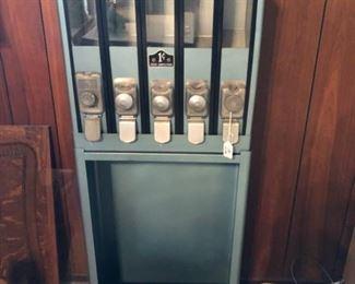 Antique Candy Machine