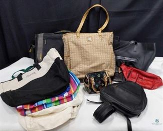 Bags, Bags and More Bags