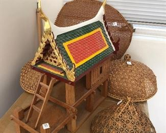 Spirit House - Thai food covers