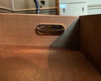 Ralph Lauren label in drawer